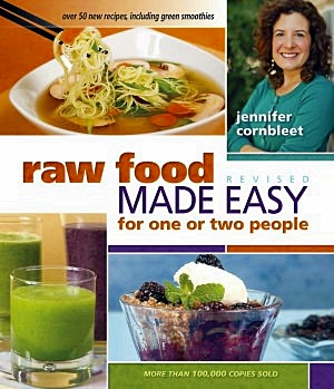 Jennifer Cornbleets Raw Food Made Easy