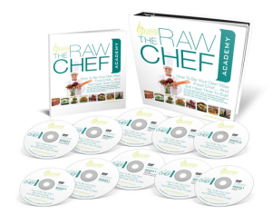 Russell James Raw Food Course DVD