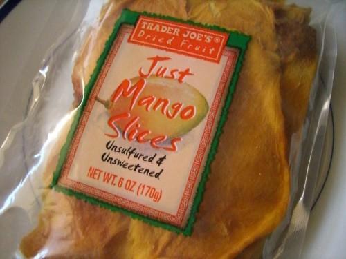 Trader Joe's Just Mango