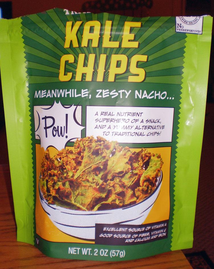 Trader Joe's Kale