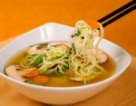 Jennifer Cornbleet's Raw Ramen Soup