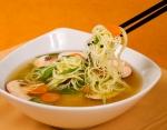 Jennifer Cornbleet's Raw Ramen Soup