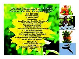 Nwenna Kai's & Day Raw Food Cleanse